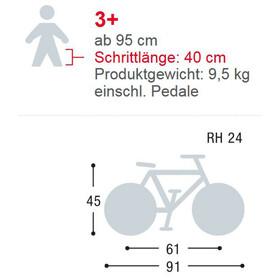 Puky Z 2 - Vélo enfant - gris/bleu